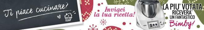 Ti piace Cucinare? Amando ti regala un Bimby per Natale!