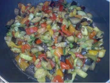 Sugo alle verdure