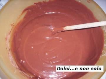 preparazione torta moretto