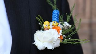 Simpson: Storia d'amore tra Marge e Homer