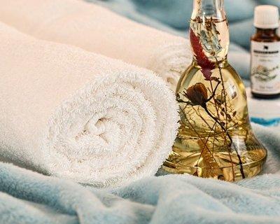 Massaggio agli oli essenziali