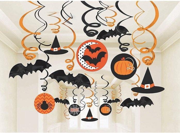 Decorazioni halloween i migliori addobbi per il 31 ottobre for Decorazioni di carta da appendere