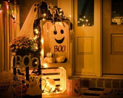 Decorazioni Halloween  i migliori addobbi per il 31 ottobre 9ddcf4873292