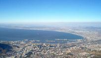 Cape Town, capitale del Sud Africa