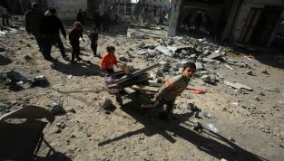 Guerra nella Striscia di Gaza