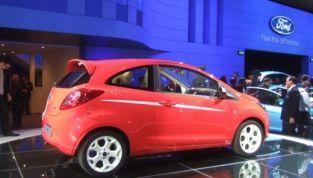 Giovane e moderna, ecco la nuova Ford Ka