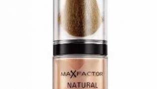 Fondotinta Natural Minerals di Max Factor