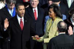 Giuramento di Barack Obama