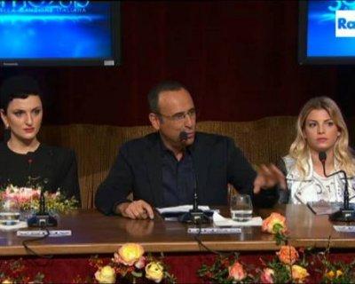 Ultime novità dal Festival di Sanremo 2015: Emma e Arisa a fianco di Carlo Conti