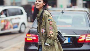 Come indossare il parka: semplici pratici consigli di stile