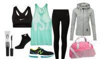 Look della settimana: gym style