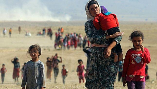 Isis: le atrocità nei confronti delle ragazze yazide