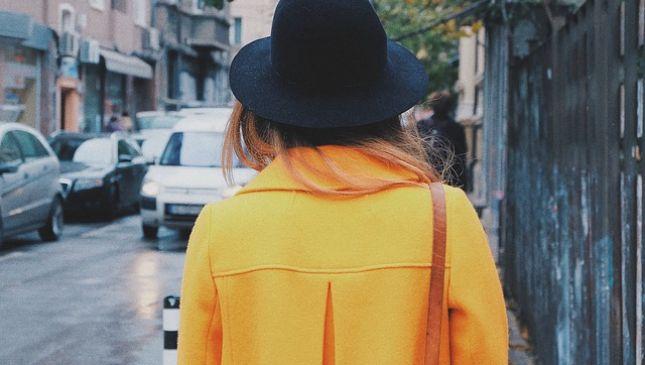 Cappotti per l'inverno 2015: i modelli colorati