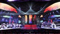 Sanremo 2015, scenografia altamente d'effetto