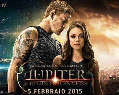 Jupiter - Il destino dell'universo, l'attesissimo film di fantascienza