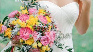 Bouquet per le spose del 2015