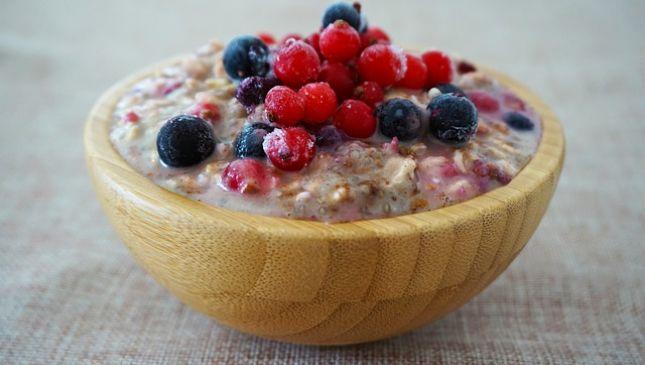 Il porridge, una colazione da provare