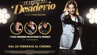 Le leggi del desiderio: il ritorno di Silvio Muccino sul grande schermo
