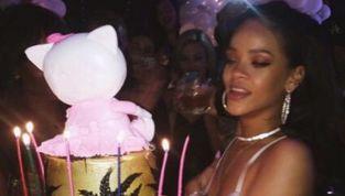 Rihanna compie gli anni: Leo Di Caprio organizza il Party