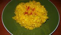 Ricetta del risotto allo zafferano