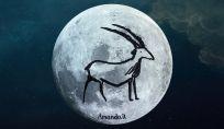 Luna in Capricorno