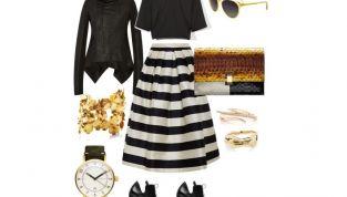 Look della settimana: fashion week style