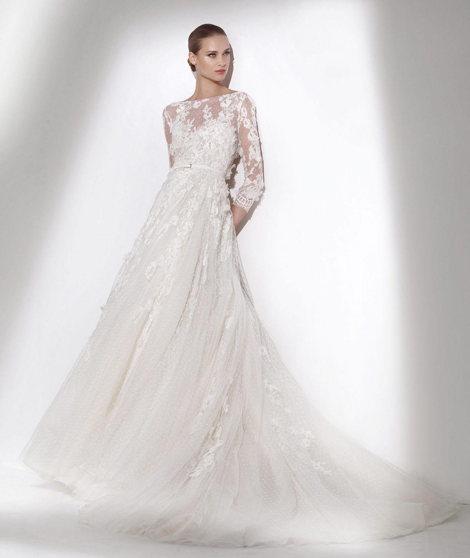 new arrival c9a83 c6030 Stilista spagnolo per abiti da sposa – Vestiti da cerimonia