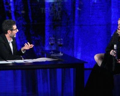 Fazio intervista Madonna: tra musica e idealismi