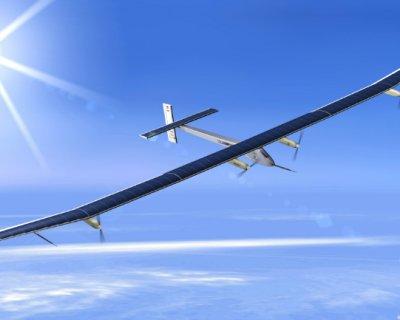 Il giro del mondo dell'aereo a energia solare
