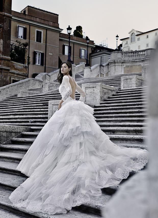 Abiti da sposa granai roma
