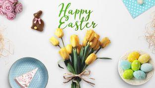 Immagini di Pasqua: consigli per apparecchiare la tavola con stile