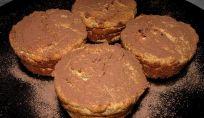 Muffin di colomba