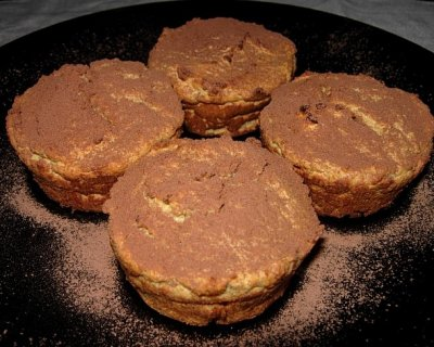 Muffin di colomba, saper riciclare con fantasia