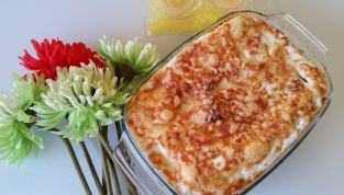 Lasagne ricotta e spinaci light
