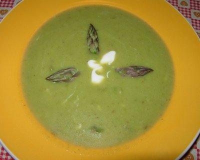 Crema di asparagi, la delicatezza nel piatto