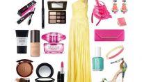 Look della settimana: cerimonia in giallo e rosa shock