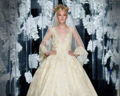 2016: Hochzeit Trends der Barcelona Bridal Woche Kleider | Mode ...