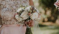 Matrimonio in primavera tra i colori