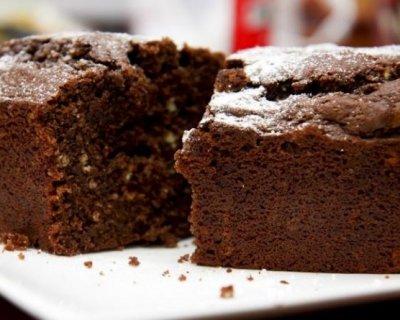 torta con yogurt e cioccolato