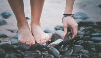 6 passi per piedi perfetti a prova di sandalo