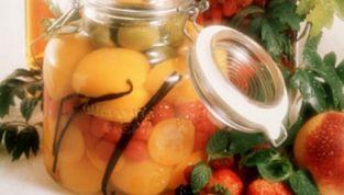 Frutta Assortita nell'Alcool