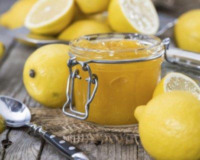 Marmellata di limone