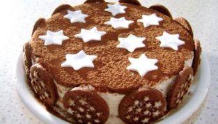 Tiramisù con pan di stelle