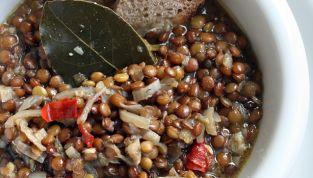 Zuppa di Finocchi e Lenticchie