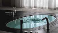 Vasche d abagno oversize: la nuova tendenza nell'arredamento