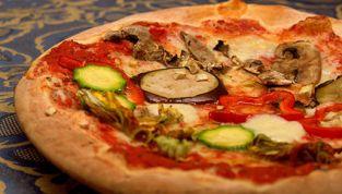 Pizza Gustosa alle Verdure