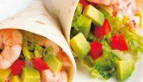 Piadina di Tacos con Pesce