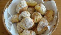 Bocconcini di pane e peperoni