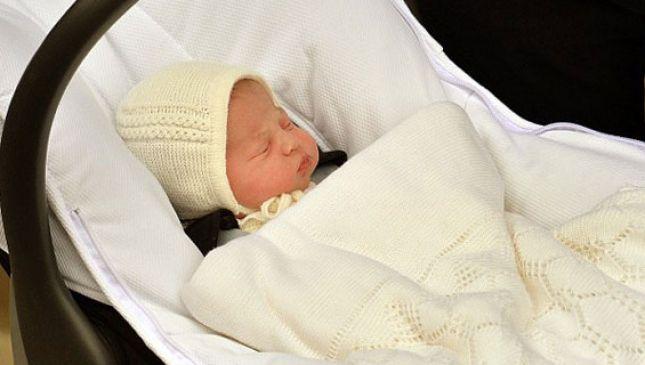Il battesimo di Charlotte: tutti i dettagli della cerimonia