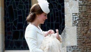 Il battesimo di Charlotte Elizabeth Diana di Cambridge